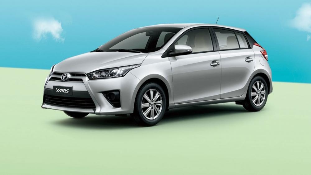 Toyota_Yaris_1.5經典