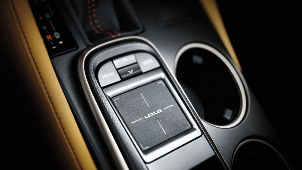 Lexus_RC_300 F Sport NAVI版