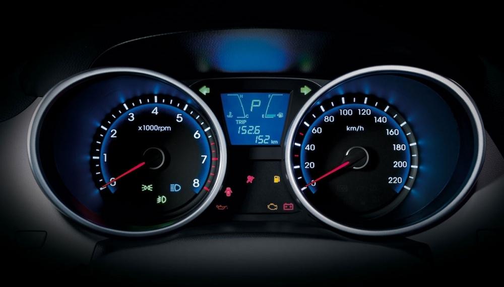 Hyundai_ix35_汽油2.0尊貴