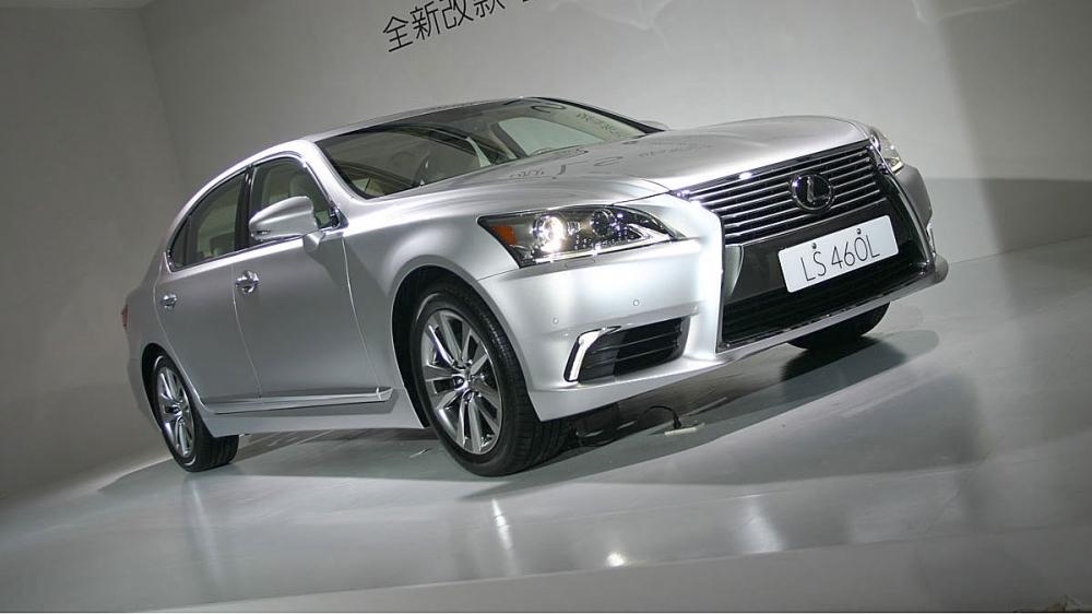 Lexus_LS_460L頂級版