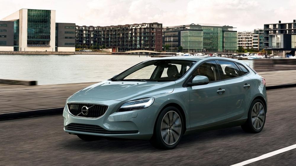 Volvo_V40 _T5安全旗艦版