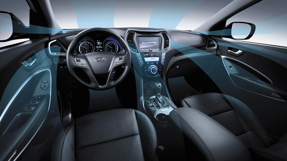 Hyundai_Santa Fe(NEW)_2.2豪華款
