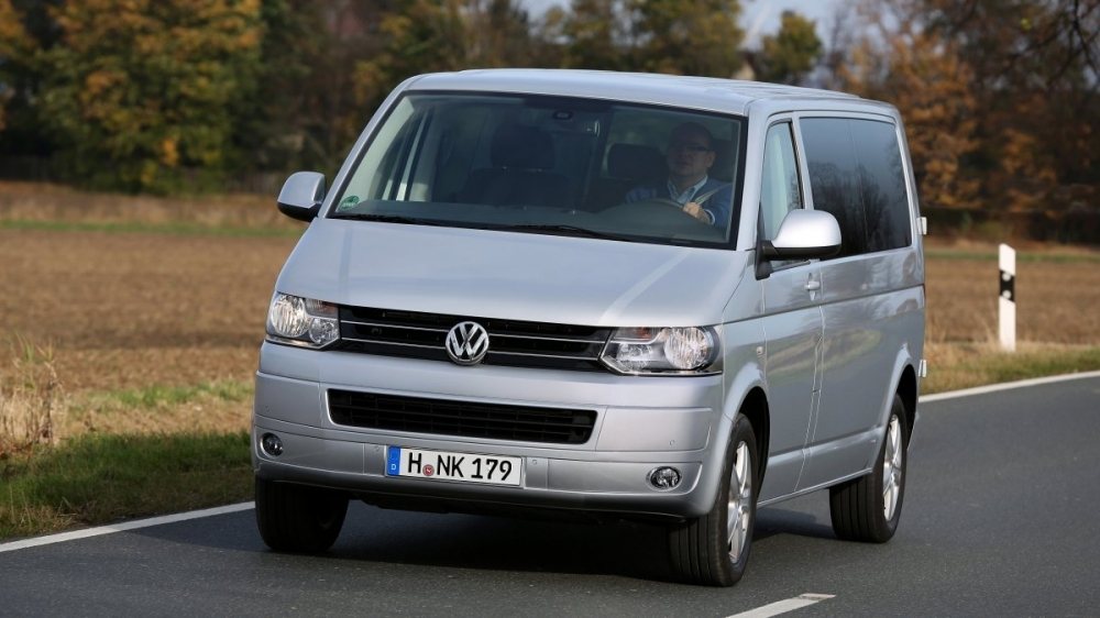 Volkswagen_Caravelle_2.0 TDI SWB 4WD尊榮版