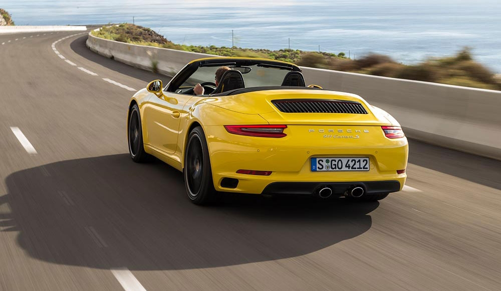 Porsche_911 Carrera(NEW)_S Cabriolet