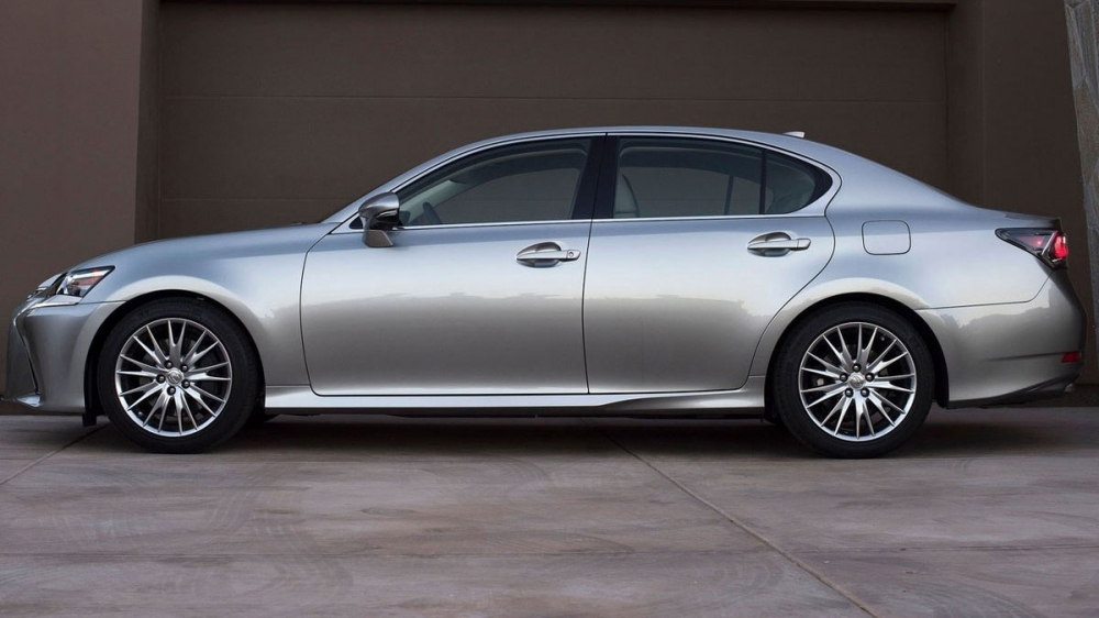 Lexus_GS_300豪華版