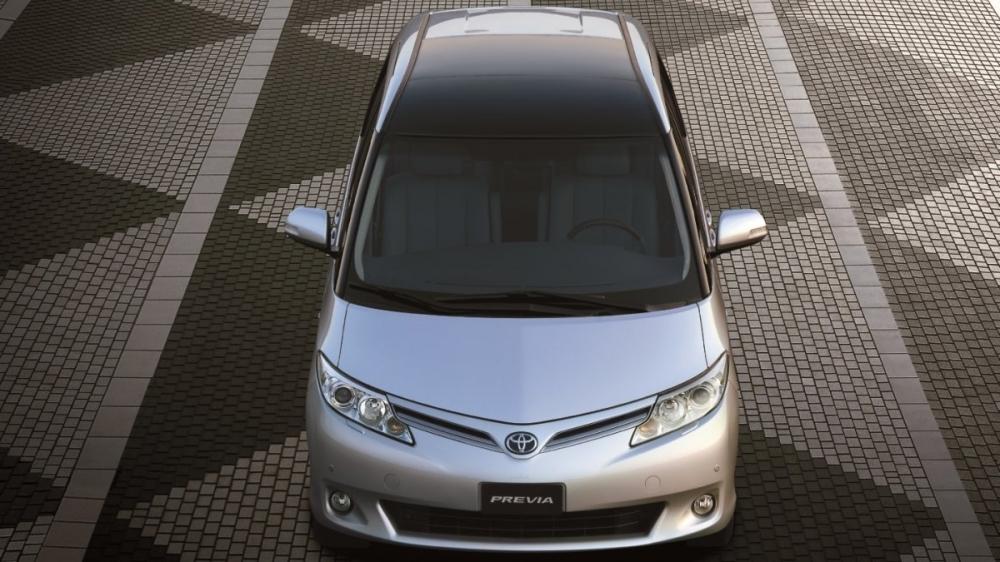 Toyota_Previa_3.5 Welcab