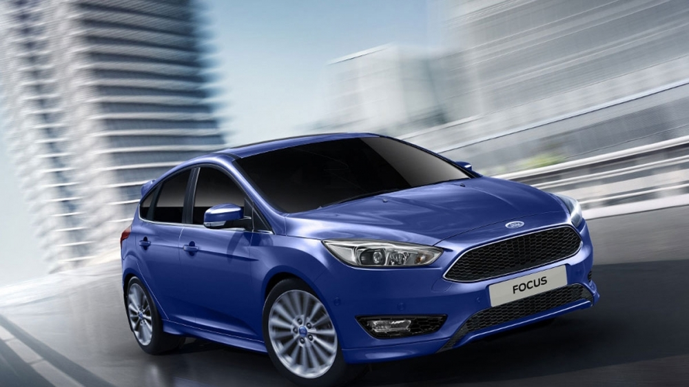 Ford_Focus 5D_2.0 TDCi柴油時尚型