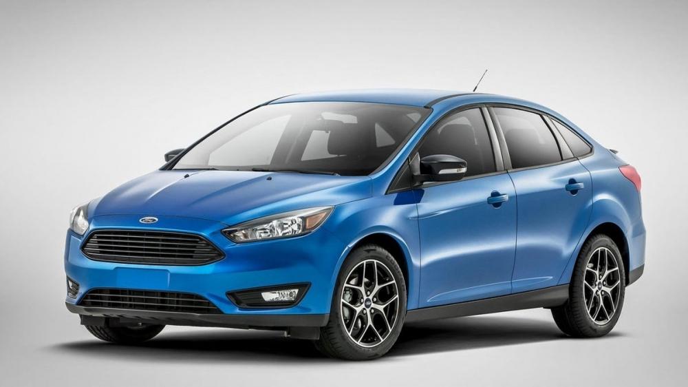 Ford_Focus 4D_1.6汽油時尚型