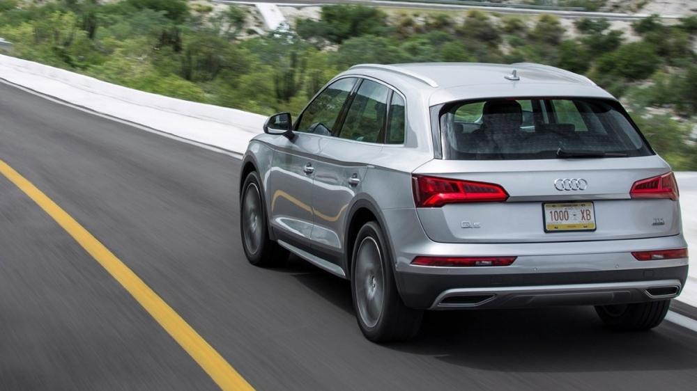 Audi_Q5(NEW)_35 TDI quattro Sport