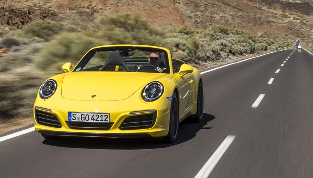 Porsche_911 Carrera 4(NEW)_S Cabriolet