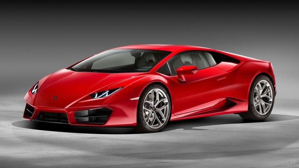 Lamborghini_Huracan Coupe_V10 RWD