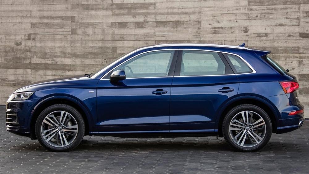 Audi_Q5(NEW)_45 TFSI quattro  Premium