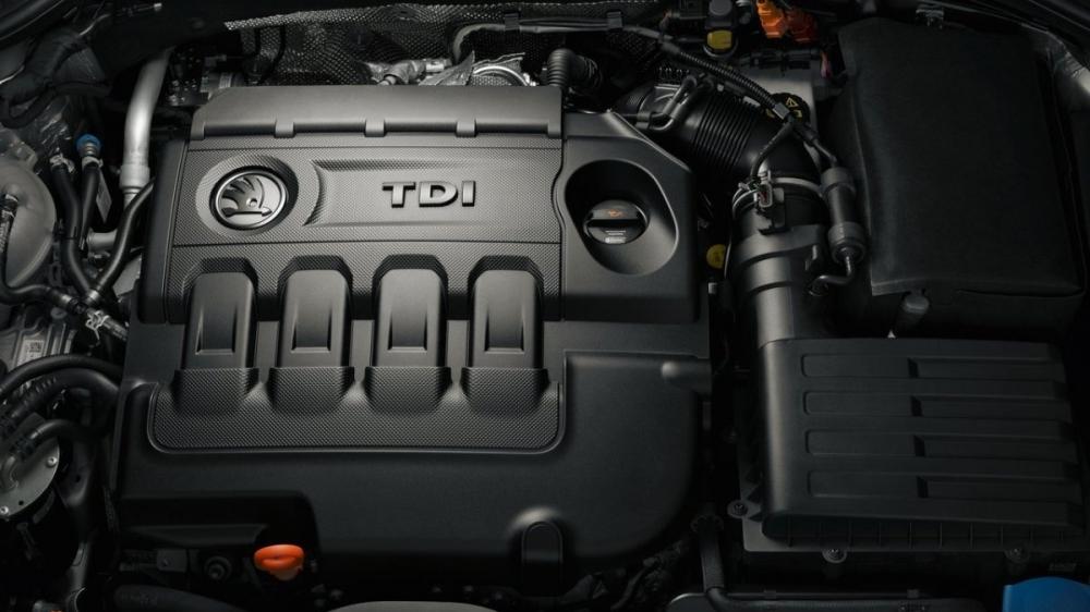 Skoda_Octavia Sedan_1.6 TDI Elegance