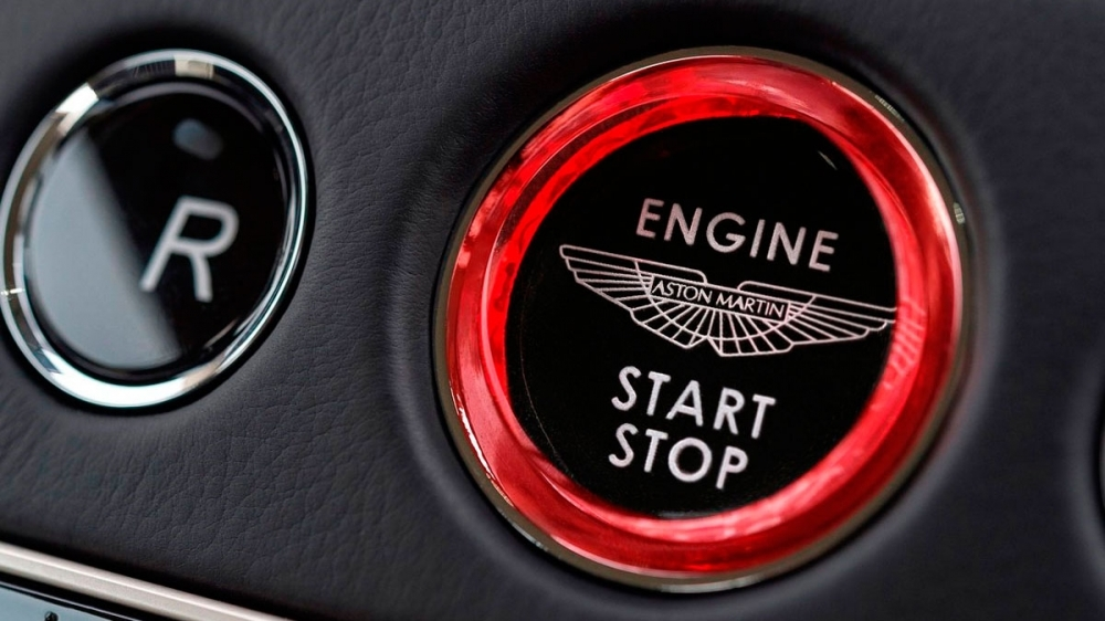 Aston Martin_DB11_6.0 V12