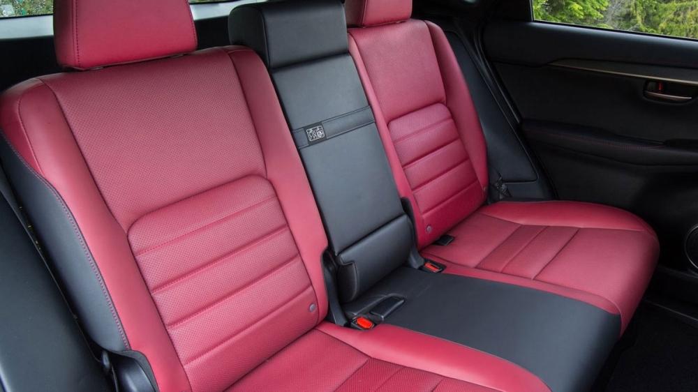 Lexus_NX_300h全景天窗AWD F Sport版