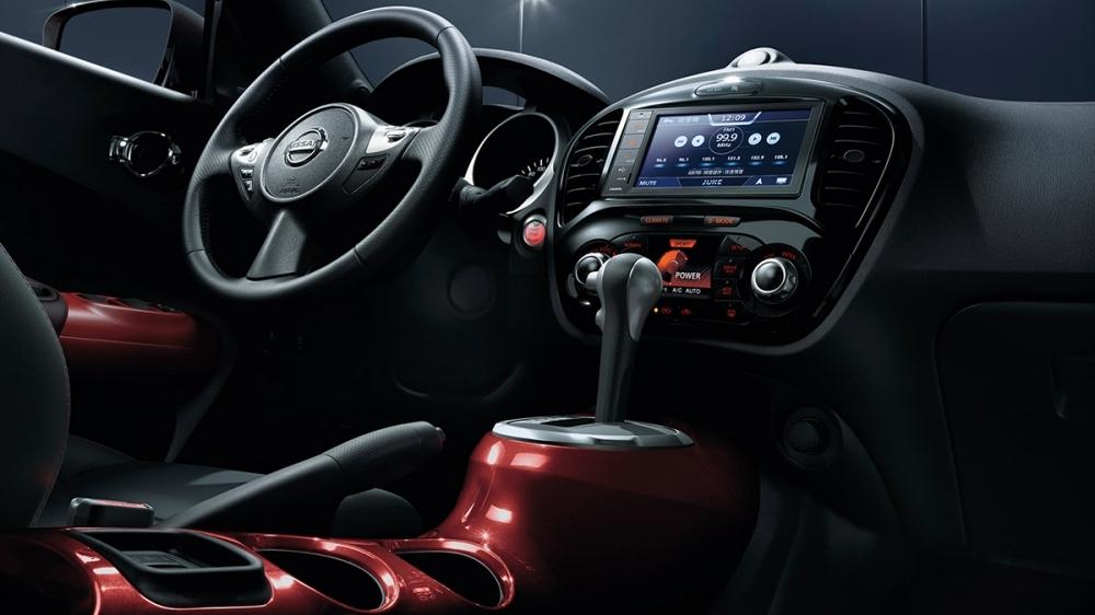Nissan_Juke_1.6渦輪增壓旗艦版