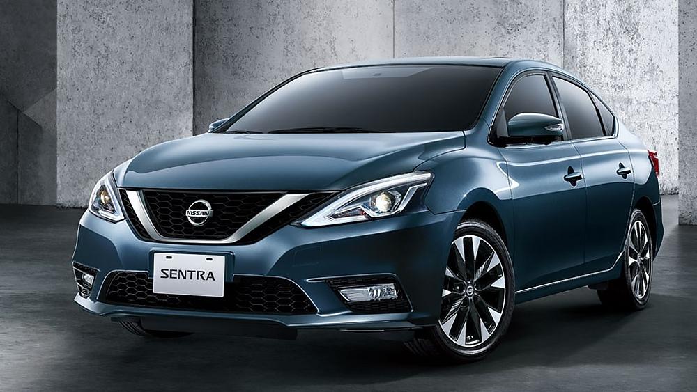Nissan_Sentra _1.8旗艦版