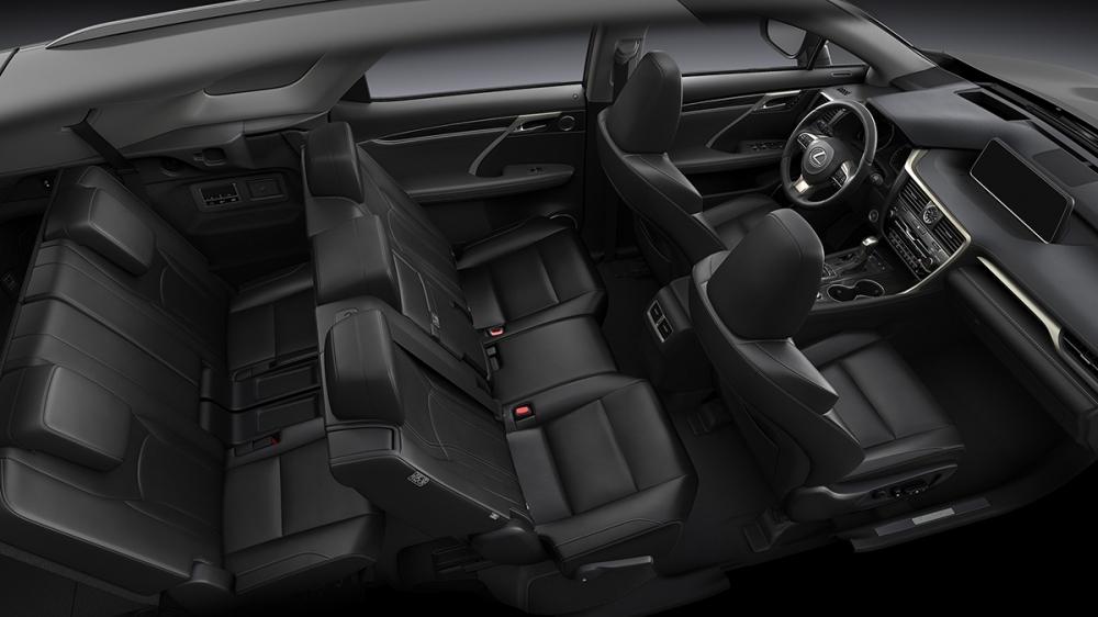 Lexus_RX_450hL頂級版