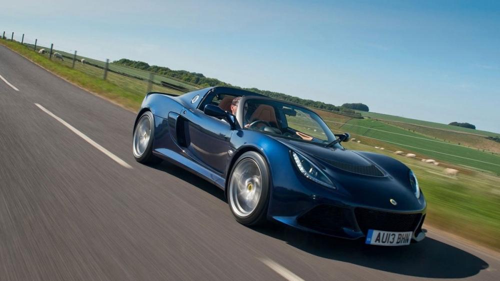 Lotus_Exige_S Roadster