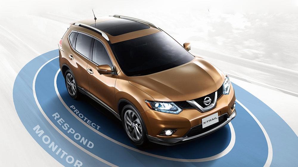 Nissan_X-Trail_2.5旗艦版