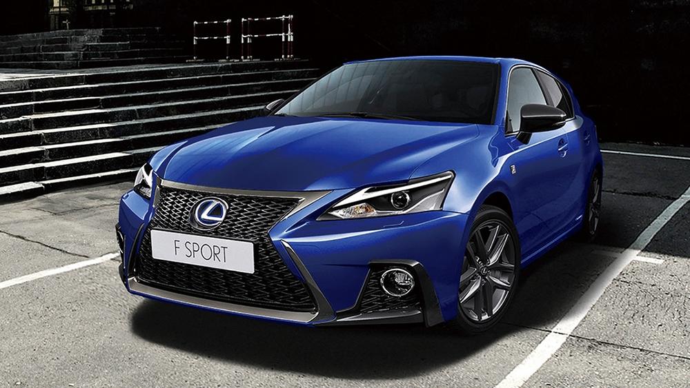 Lexus_CT_200h F Sport版