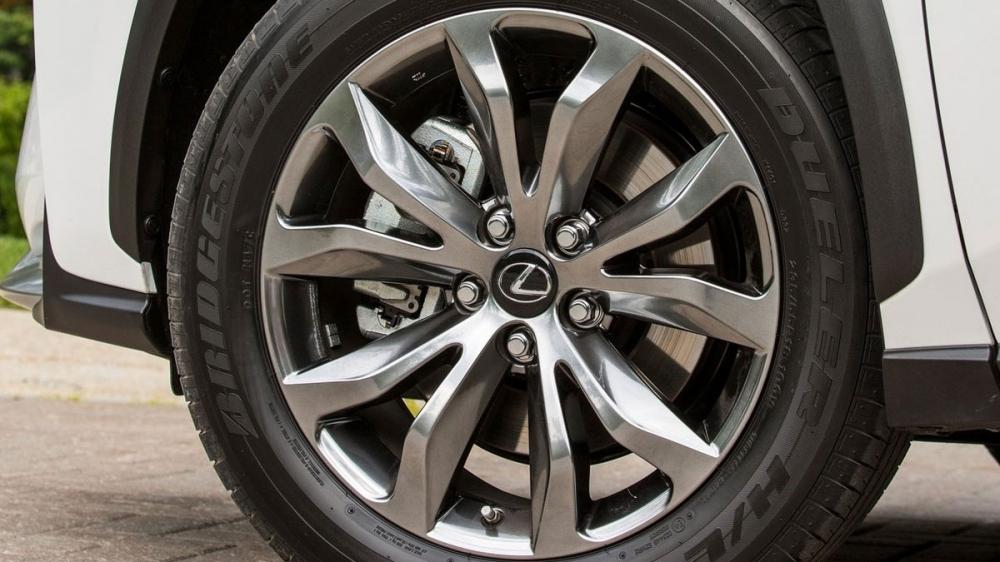 Lexus_NX_200t全景天窗AWD F Sport版