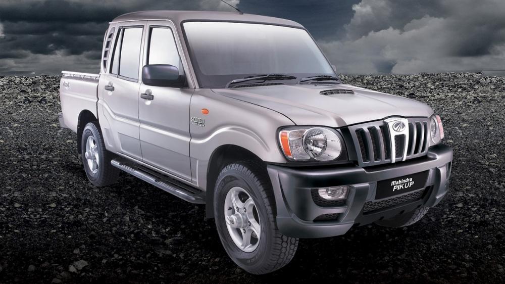 Mahindra_Pick-up_2.2 4WD