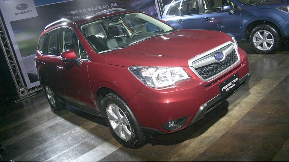 Subaru_Forester_2.0 i Premium