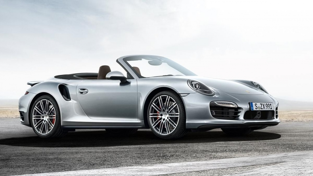 Porsche_911 Turbo_Cabriolet