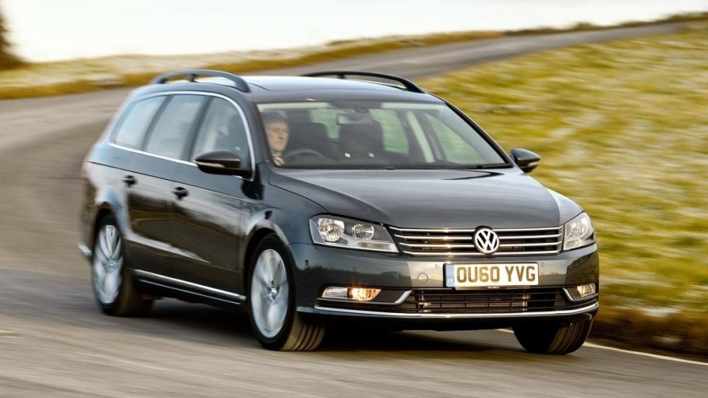 Volkswagen_Passat Variant_2.0 TDI BlueMotion