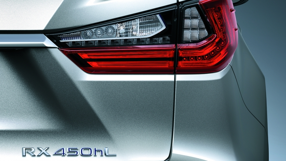 Lexus_RX_450hL豪華版
