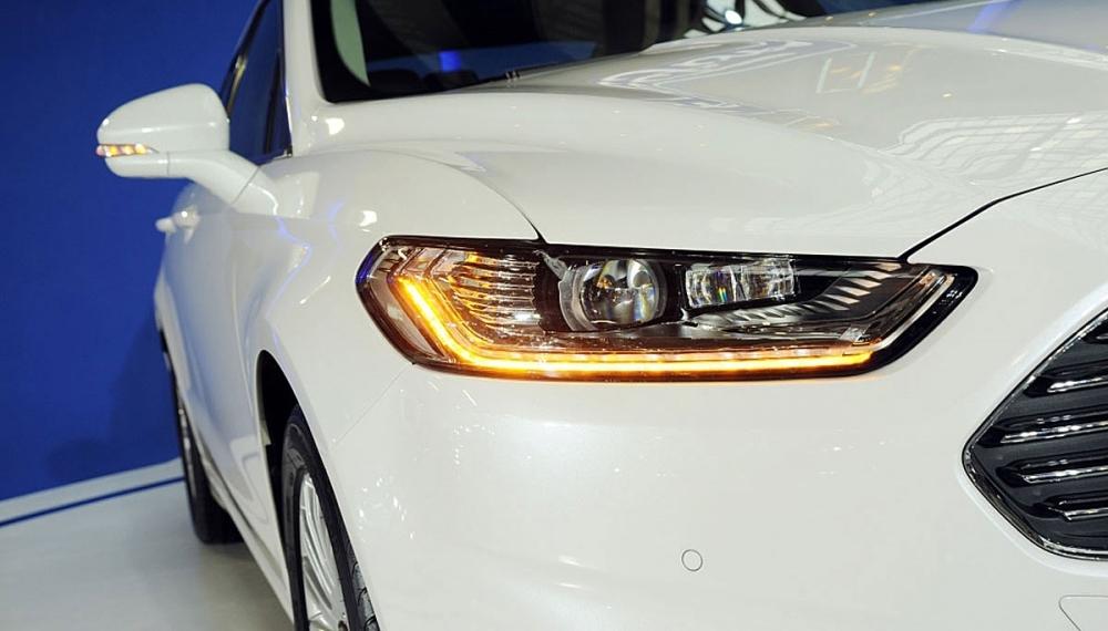 Ford_Mondeo_2.0 Hybrid