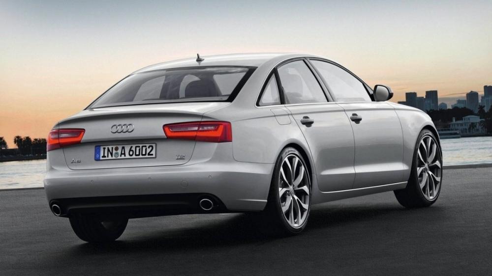 Audi_A6 Sedan_50 TFSI quattro