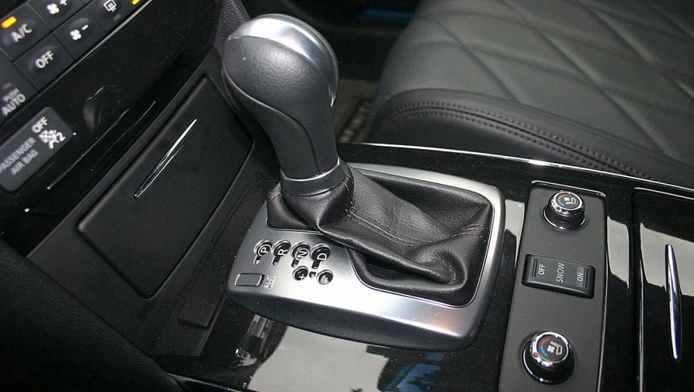 Infiniti_QX70_3.7 V6旗艦款