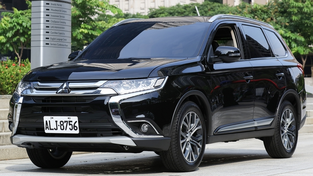 Mitsubishi_Outlander_精緻型