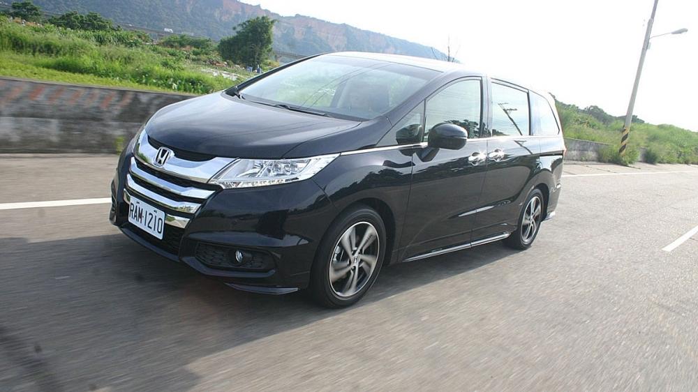 Honda_Odyssey_2.4 Elite