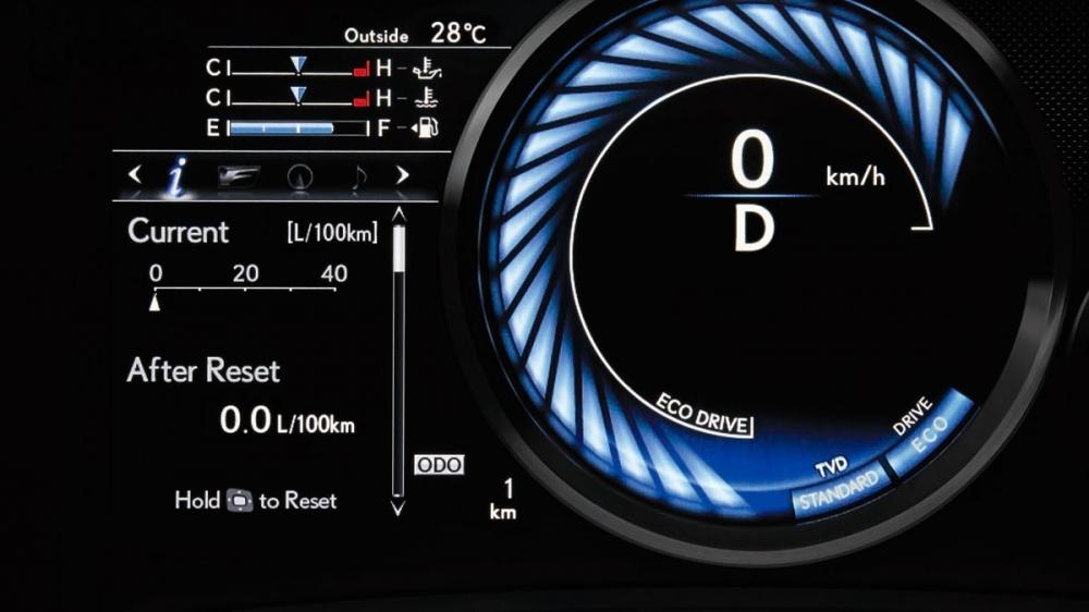 Lexus_RC_F極致版(選配CFRP套件)