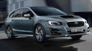 2018 - Subaru Levorg