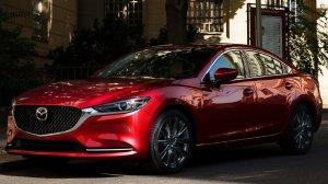 2018 - Mazda 6