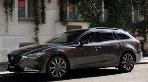 2018 - Mazda 6 Wagon