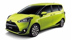 2018 - Toyota Sienta