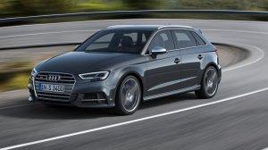 2018 - Audi A3 Sportback