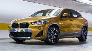 2018 - BMW X2