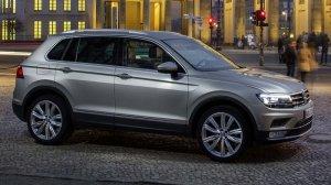 2018 - Volkswagen Tiguan