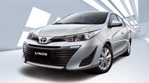 2018 - Toyota Vios