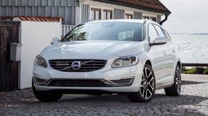 2018 - Volvo V60