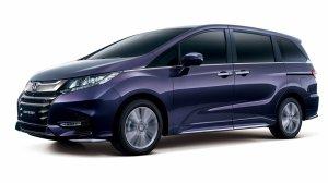2018 - Honda Odyssey