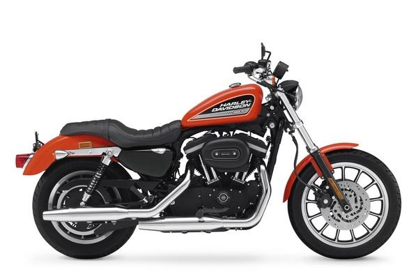 2009 Harley-Davidson Sportster XL883R
