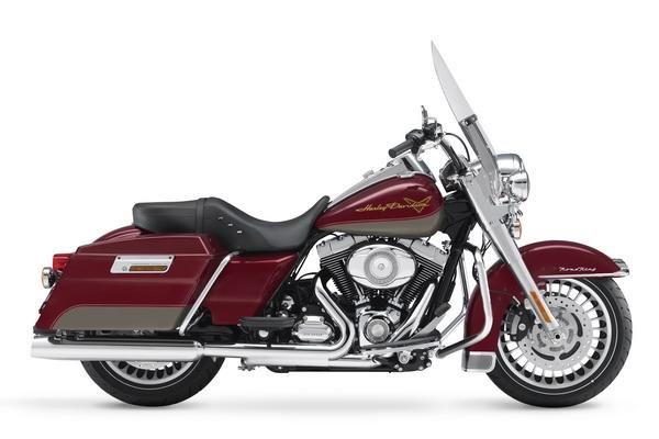 2009 Harley-Davidson Touring FLHR