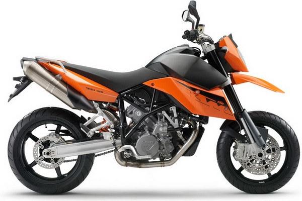 2009 KTM 990 Super Moto